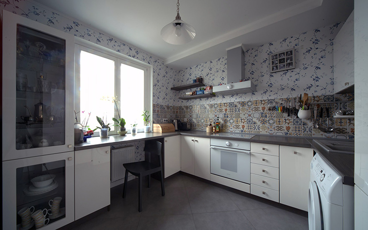 интерьер кухни - фото № 48790