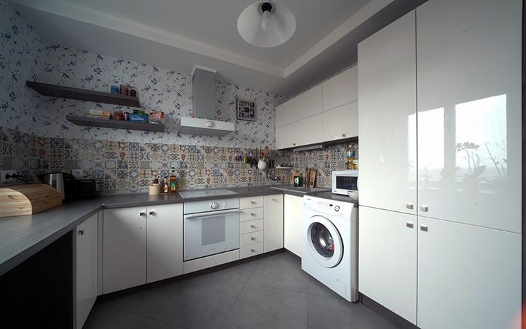 интерьер кухни - фото № 48791