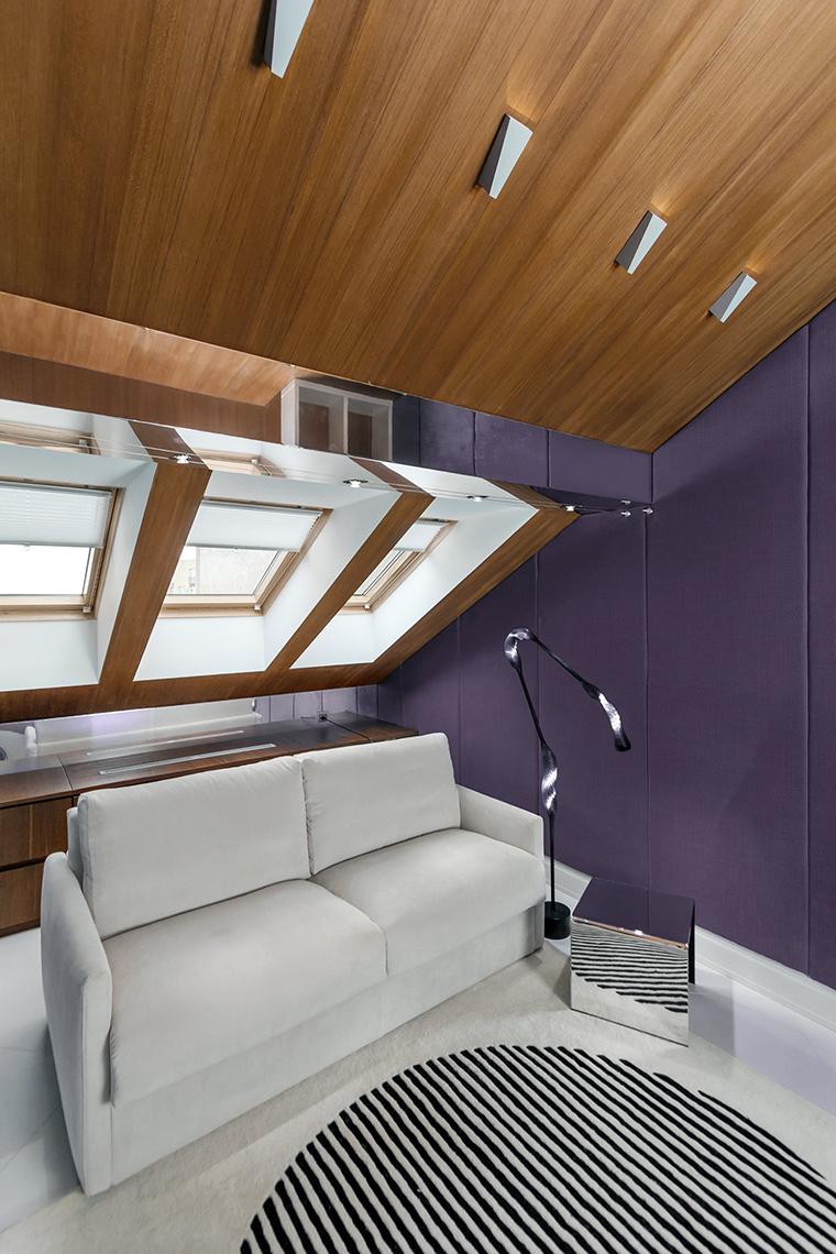 Квартира. кабинет из проекта , фото №48838