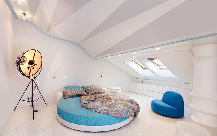 интерьер спальни - фото № 48828