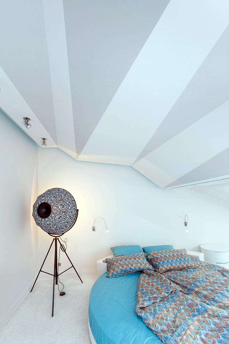 интерьер спальни - фото № 48829