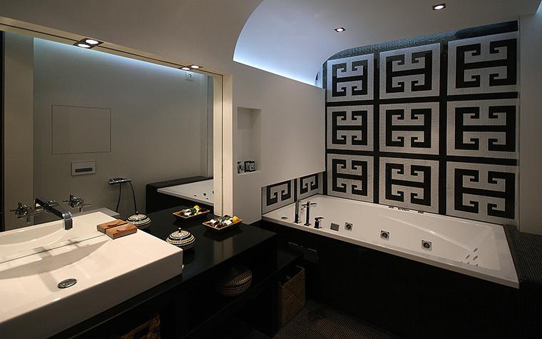 интерьер ванной - фото № 48884