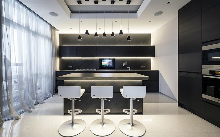 интерьер кухни - фото № 48929