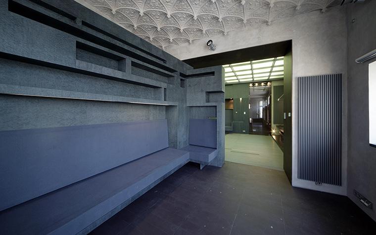 интерьер кабинета - фото № 48948