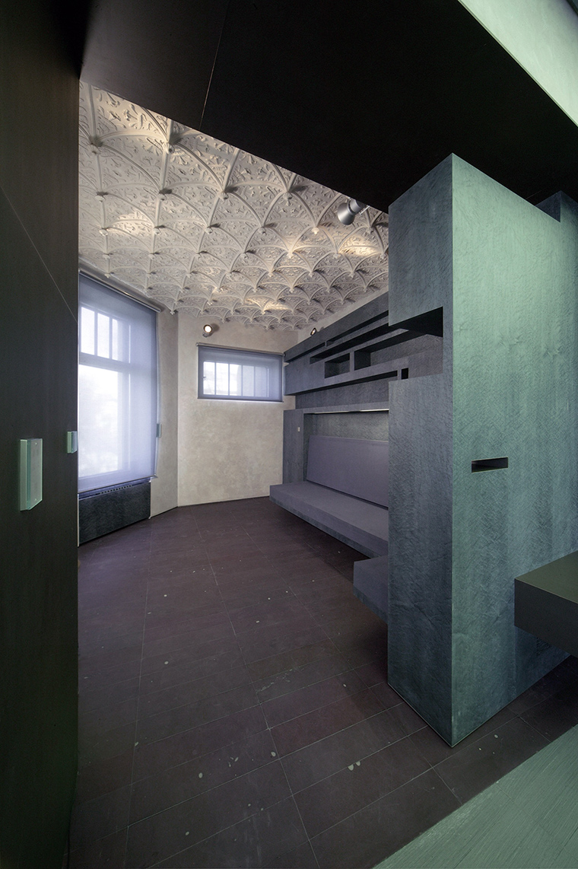 интерьер кабинета - фото № 48949