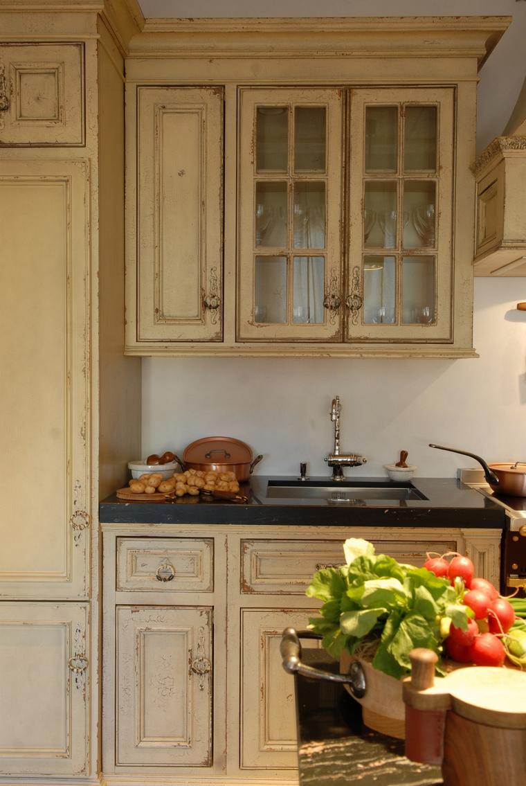 Фото № 49064 кухня  Квартира