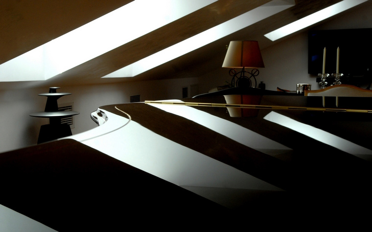 интерьер гостиной - фото № 49060
