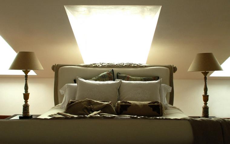 Фото № 49066 спальня  Квартира