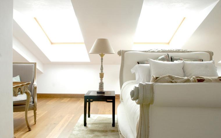 Фото № 49067 спальня  Квартира