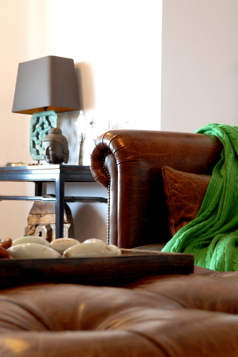 интерьер гостиной - фото № 49057