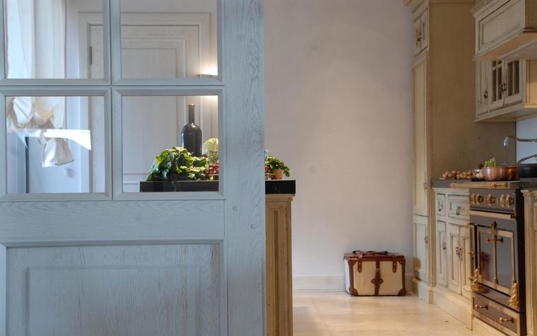 Фото № 49068 кухня  Квартира