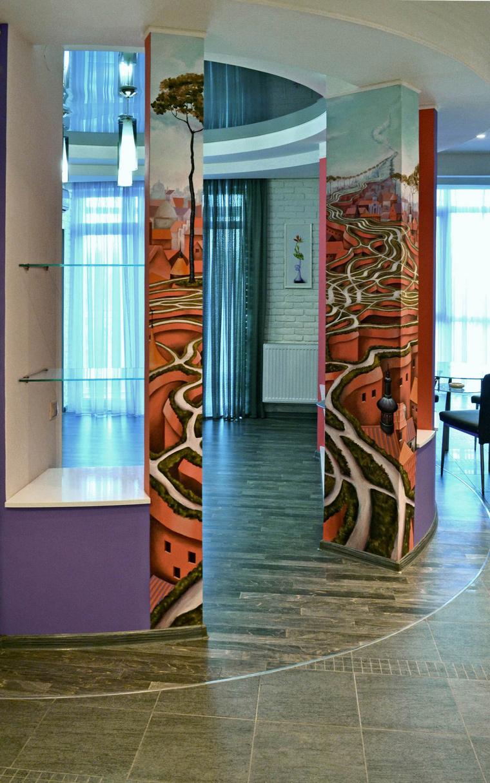 Квартира. холл из проекта , фото №49098