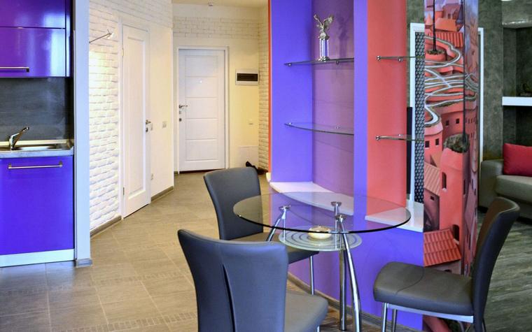Квартира. столовая из проекта , фото №49092