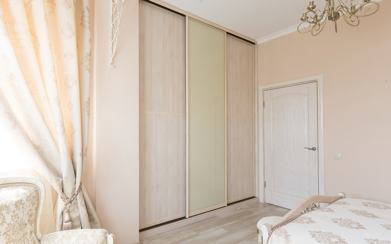 интерьер спальни - фото № 49116