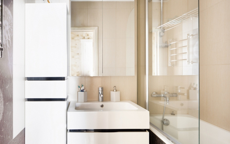 интерьер ванной - фото № 49124