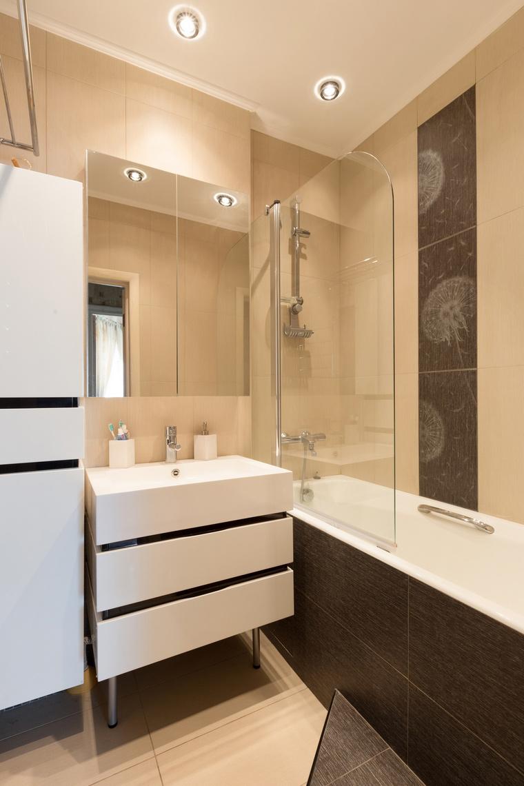 интерьер ванной - фото № 49125