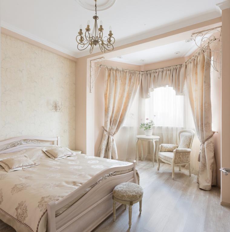 интерьер спальни - фото № 49112