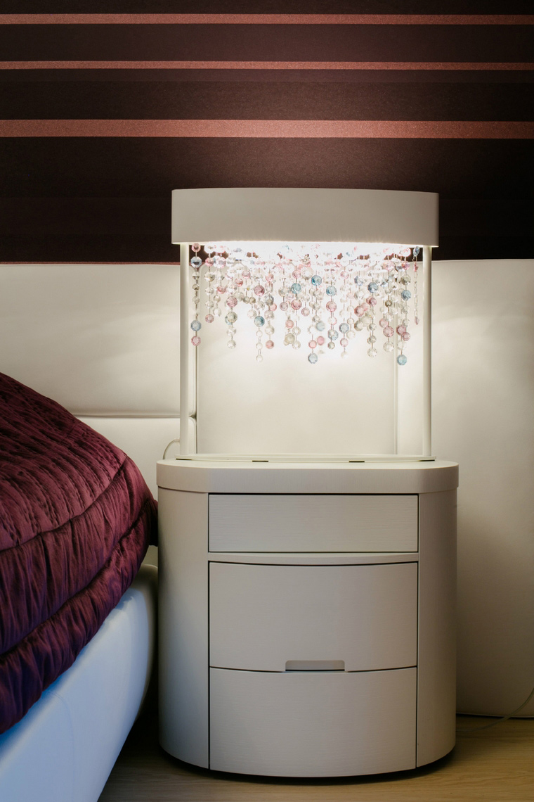 интерьер спальни - фото № 49152