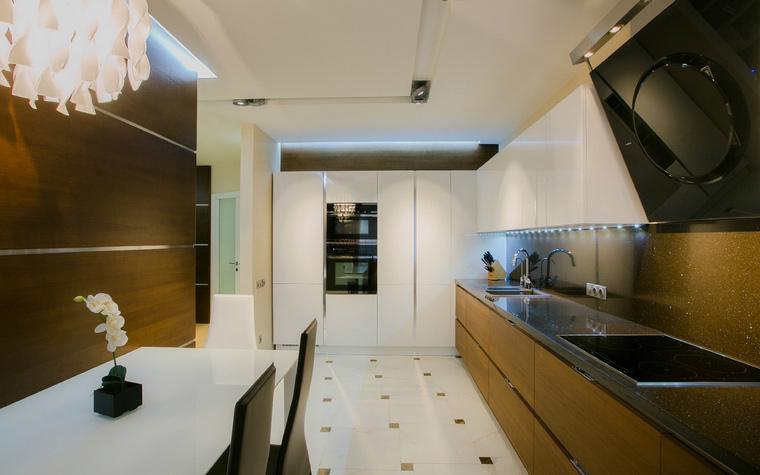 Фото № 49150 кухня  Квартира
