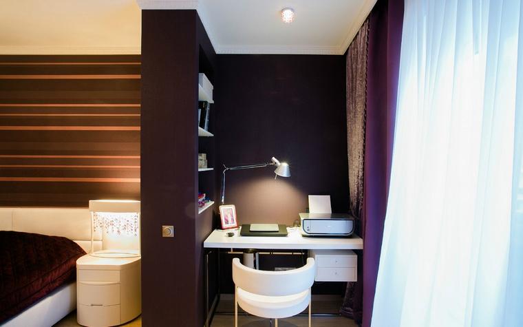 Фото № 49165 спальня  Квартира