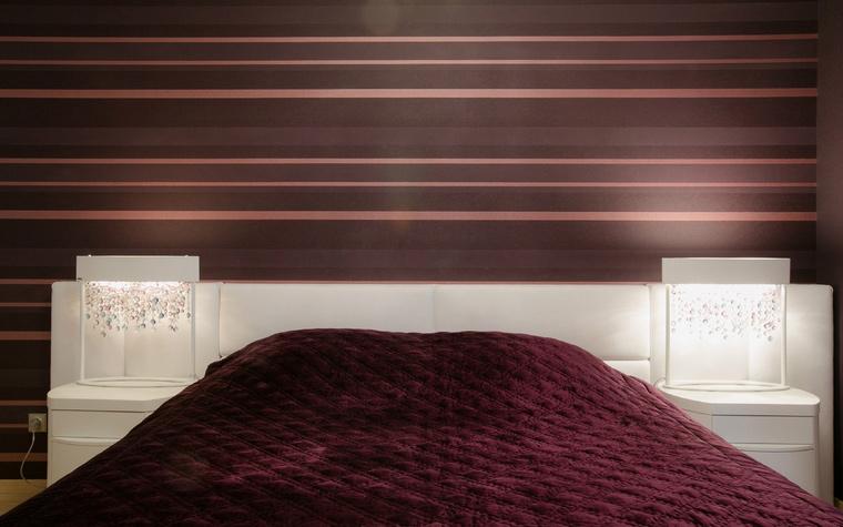 интерьер спальни - фото № 49155
