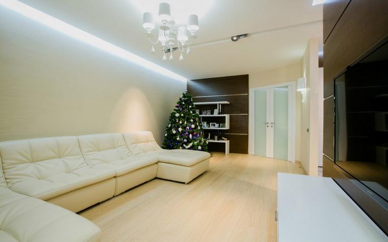 Фото № 49148 гостиная  Квартира