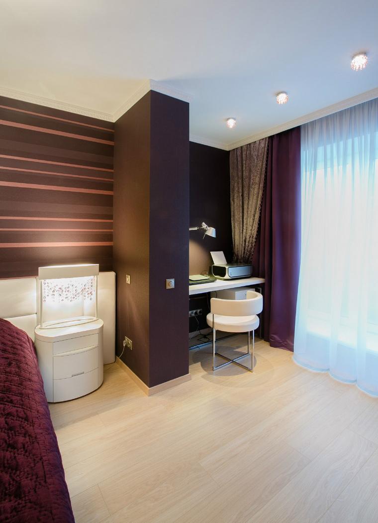 Фото № 49166 спальня  Квартира