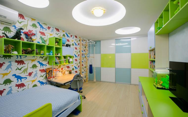 Фото детских спальных гарнитуров для мальчиков