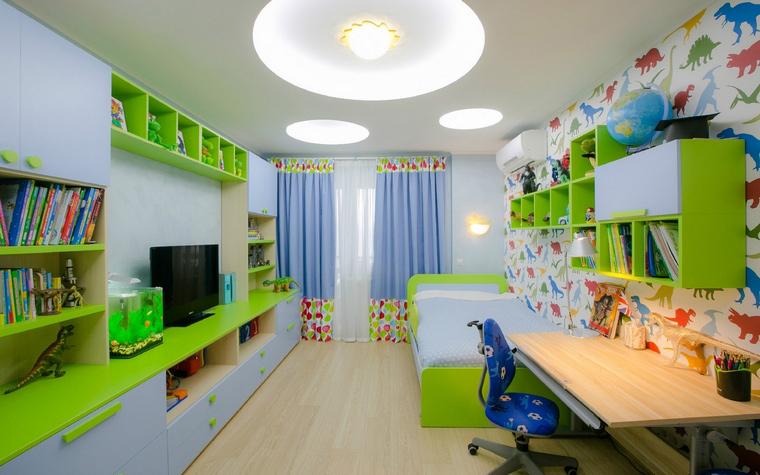 Фото № 49158 детская  Квартира
