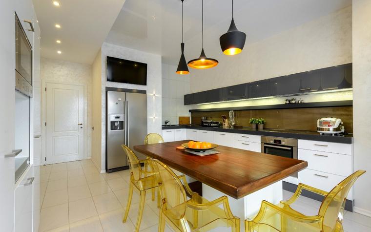 Фото № 49170 кухня  Квартира