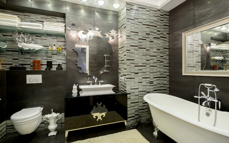 Фото № 49174 ванная  Квартира