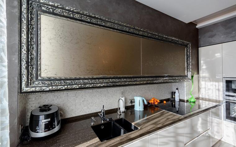 Квартира. кухня из проекта , фото №49205