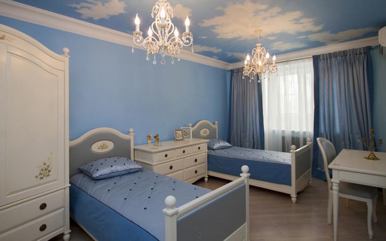 Квартира. детская из проекта , фото №49243