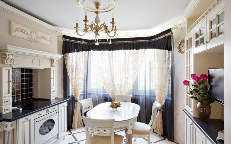 интерьер кухни - фото № 49235