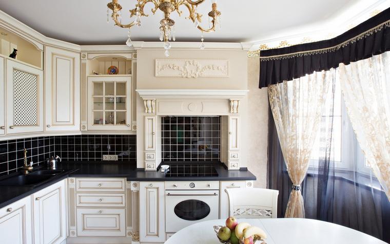 интерьер кухни - фото № 49237