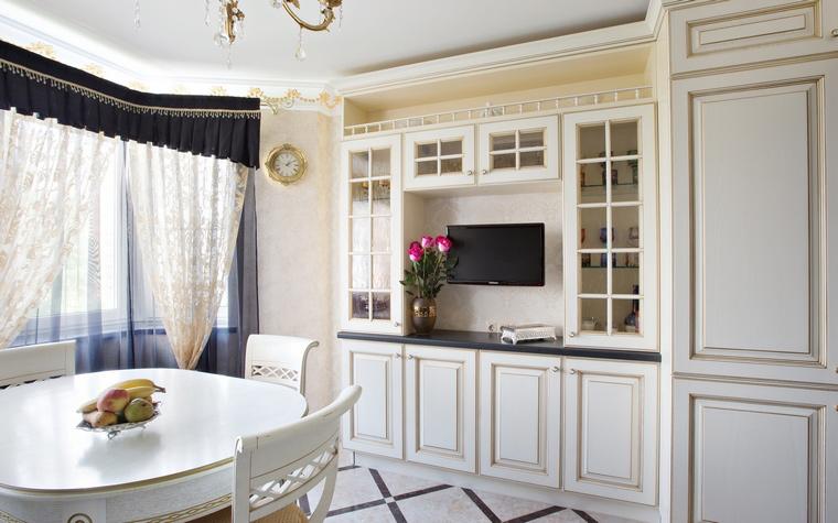 Квартира. кухня из проекта , фото №49238