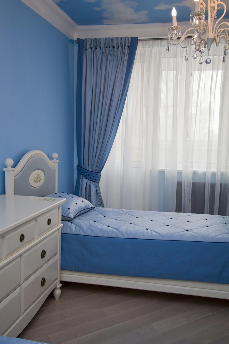 Квартира. детская из проекта , фото №49241