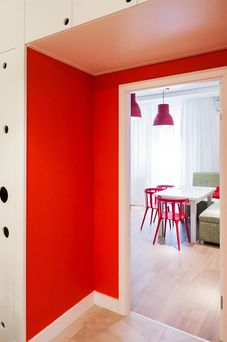 Фото № 49278 кухня  Квартира
