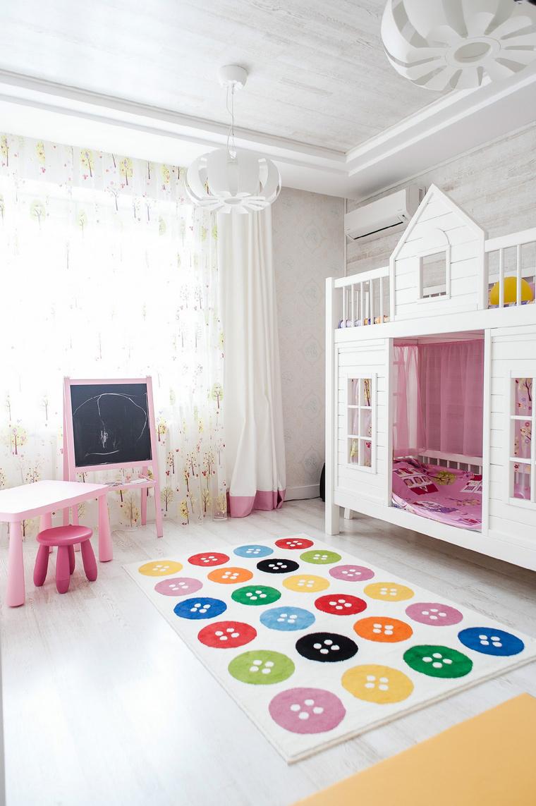 Фото № 49279 детская  Квартира