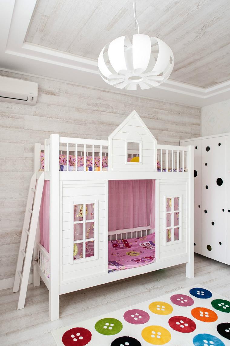 Фото № 49280 детская  Квартира