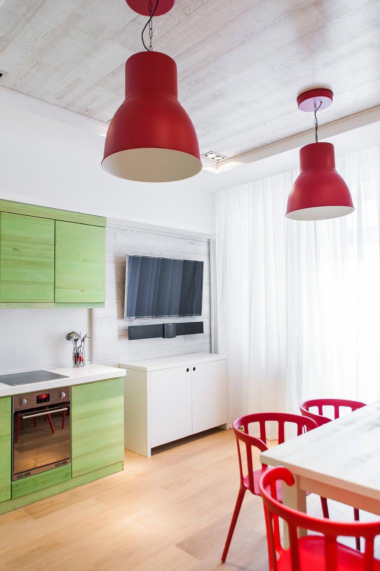 Фото № 49276 кухня  Квартира