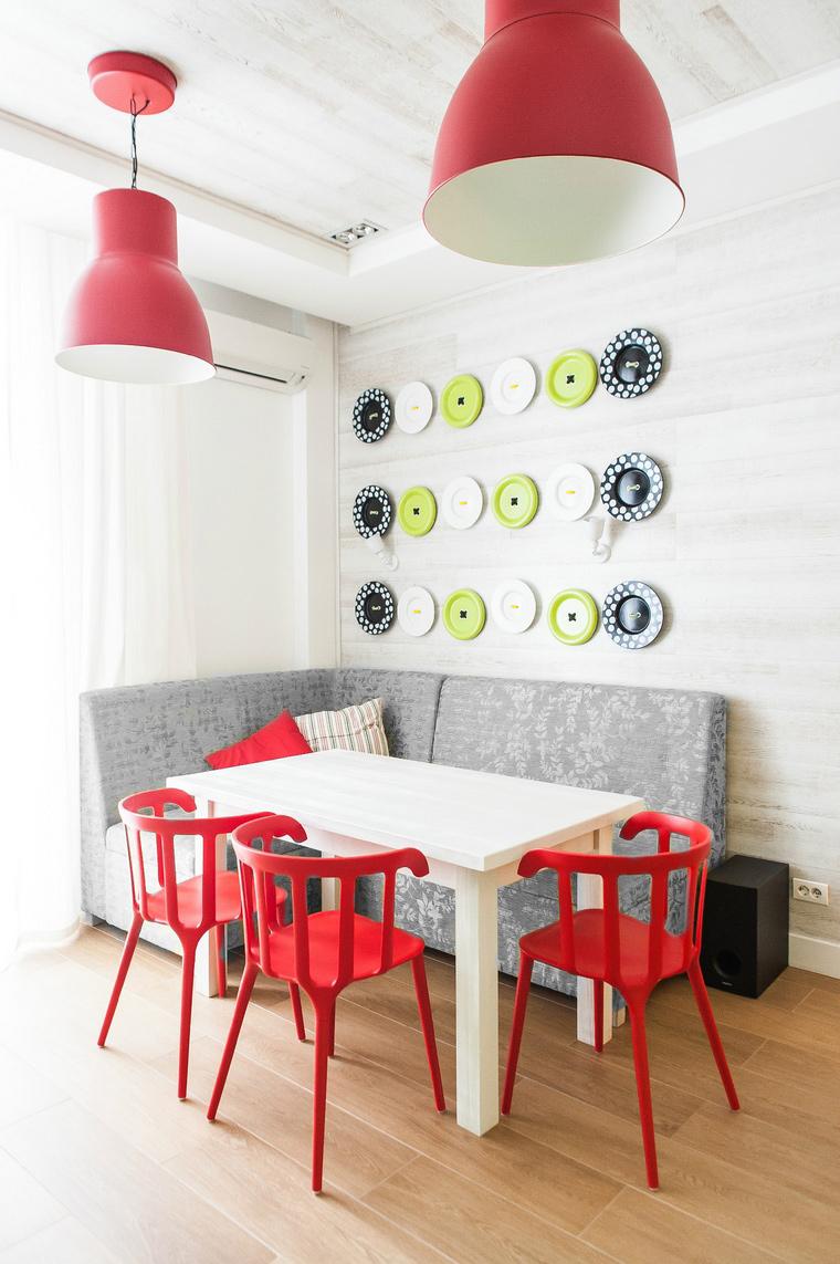 Фото № 49277 кухня  Квартира
