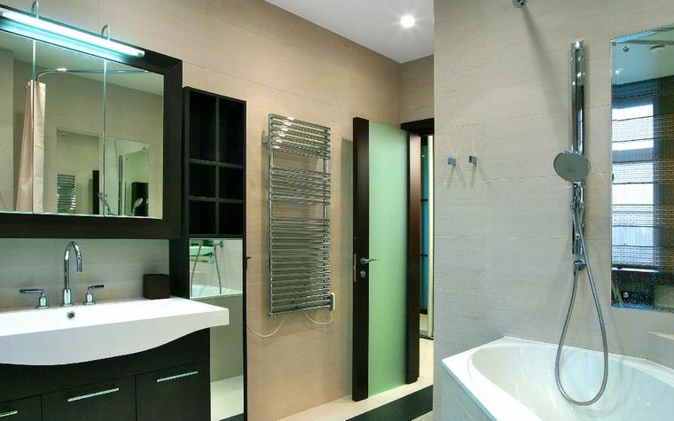 Фото № 49297 ванная  Квартира