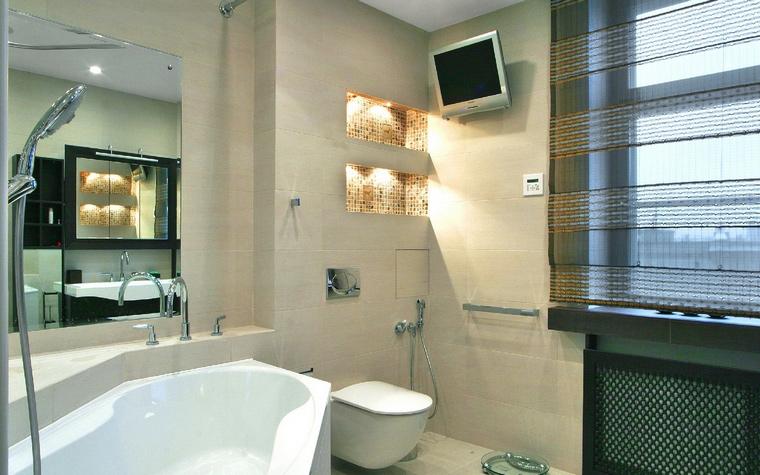 Фото № 49298 ванная  Квартира