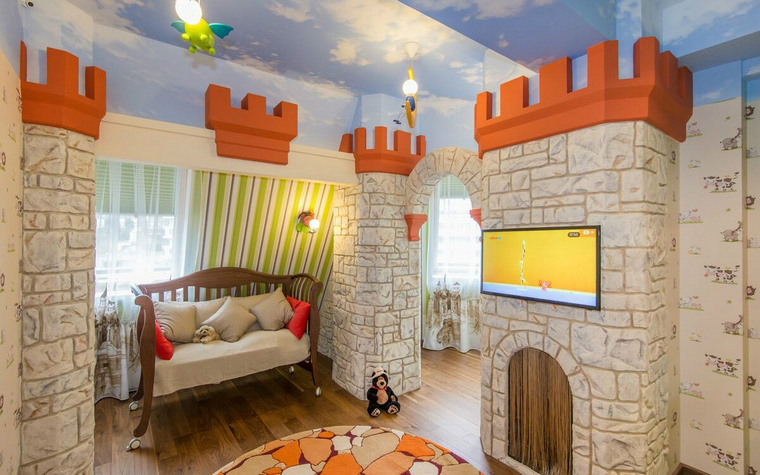 Фото № 49315 детская  Квартира