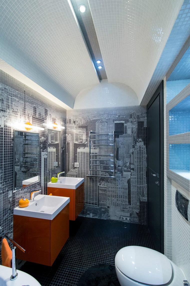 Фото № 49321 ванная  Квартира