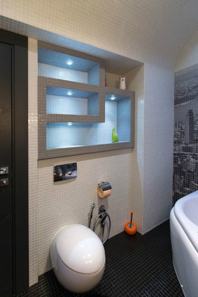 Фото № 49322 ванная  Квартира