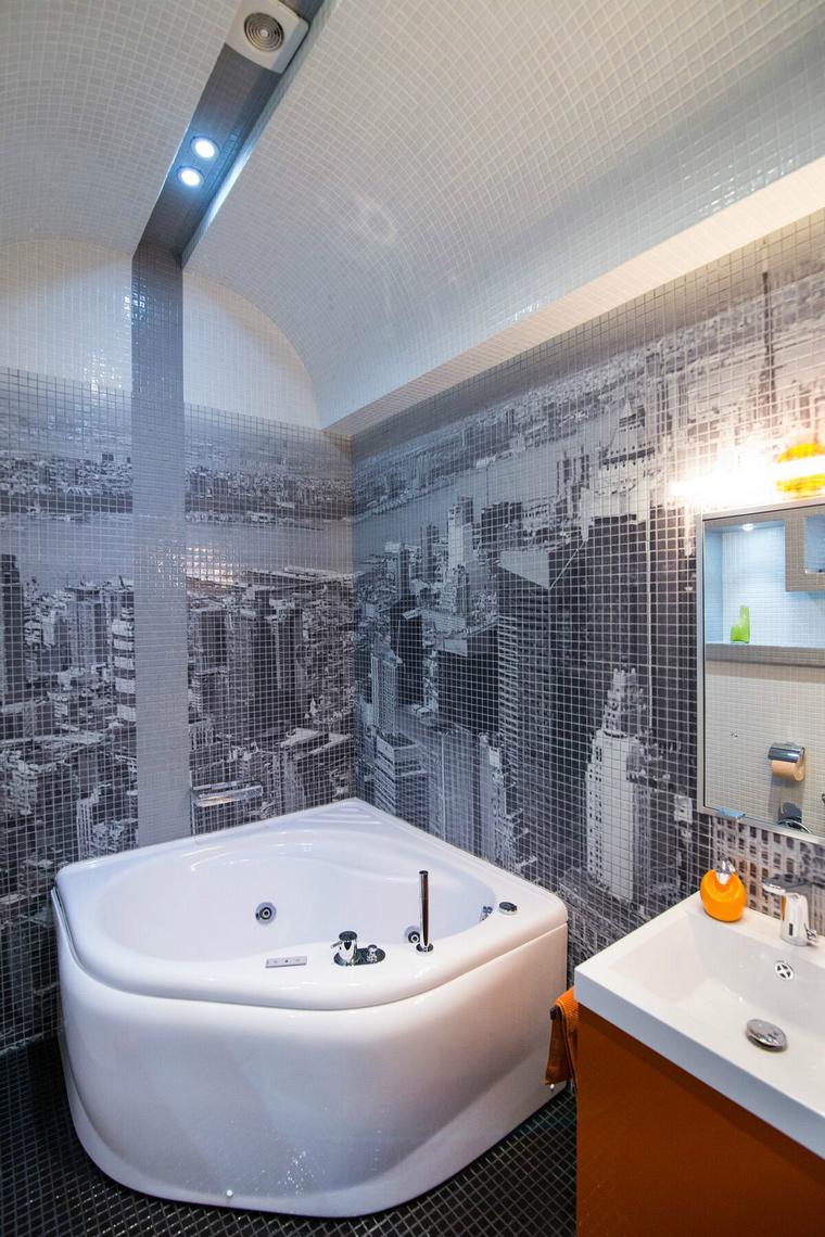 Фото № 49323 ванная  Квартира