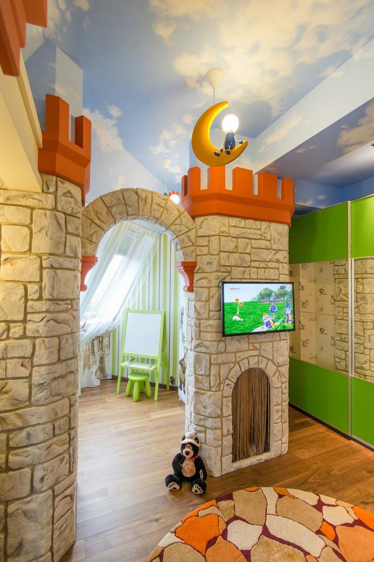 Фото № 49316 детская  Квартира