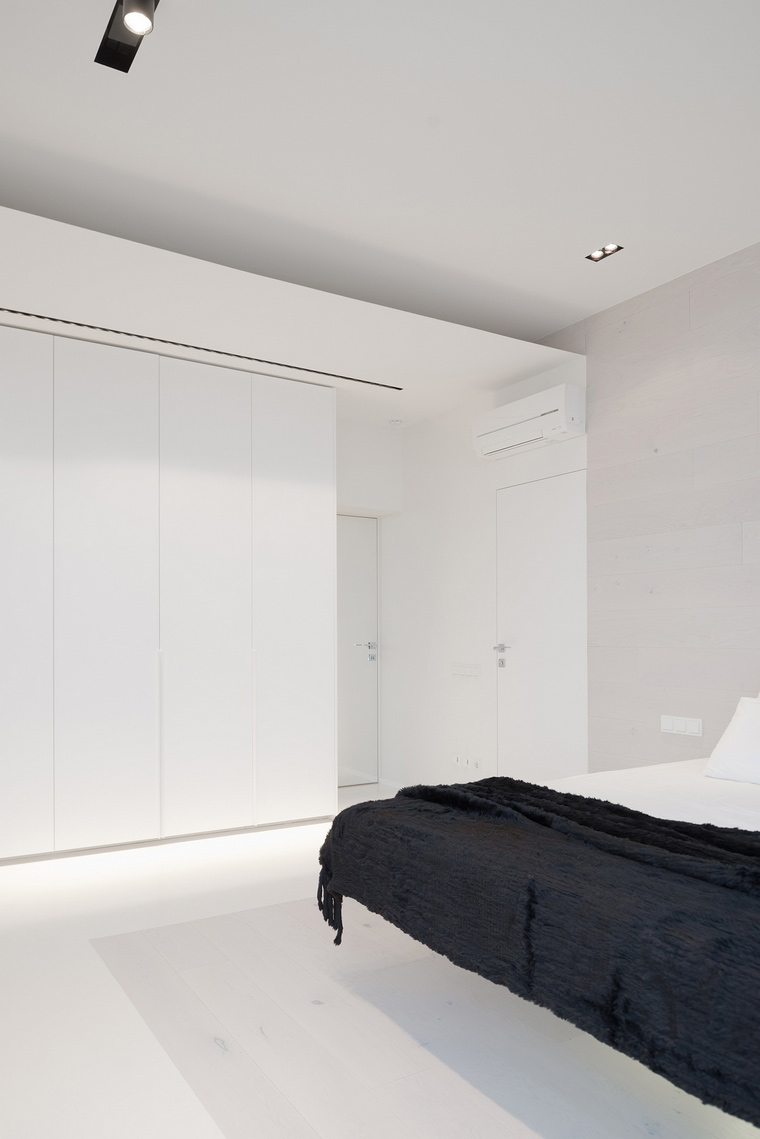 интерьер спальни - фото № 49352